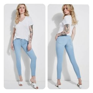 Guess Cindy Fit low rise power skinny jeans 27